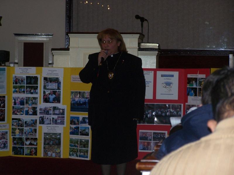 Orientation Rev. Evelyn De Leon - General Director