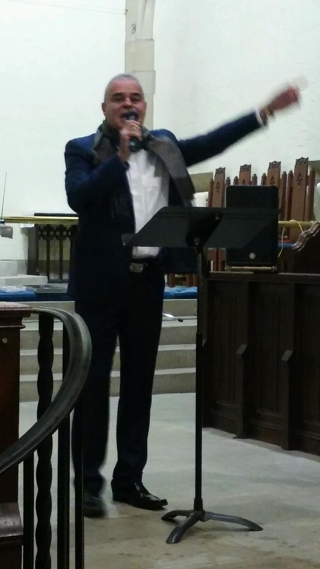 Evangelista Jose Anibal Acevedo